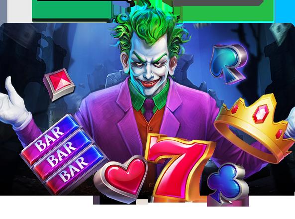 เกมทั้งหมด jokermadness